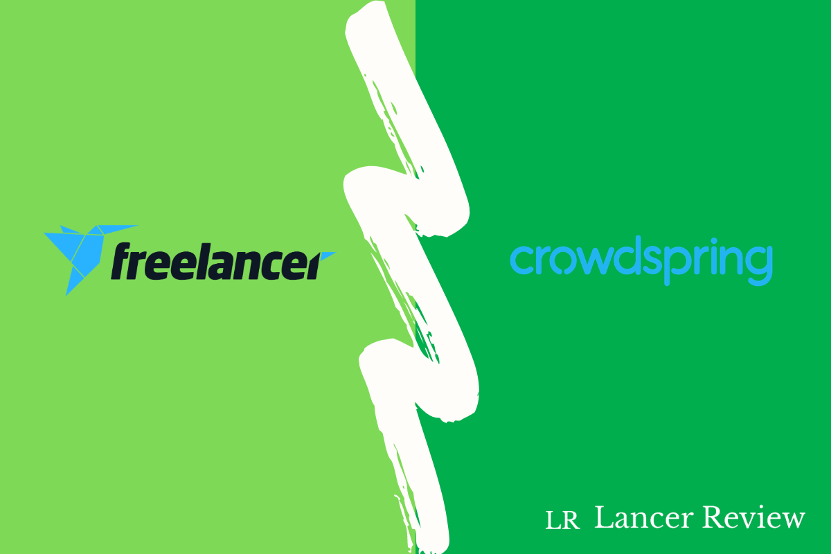 Freelancer vs Crowdspring