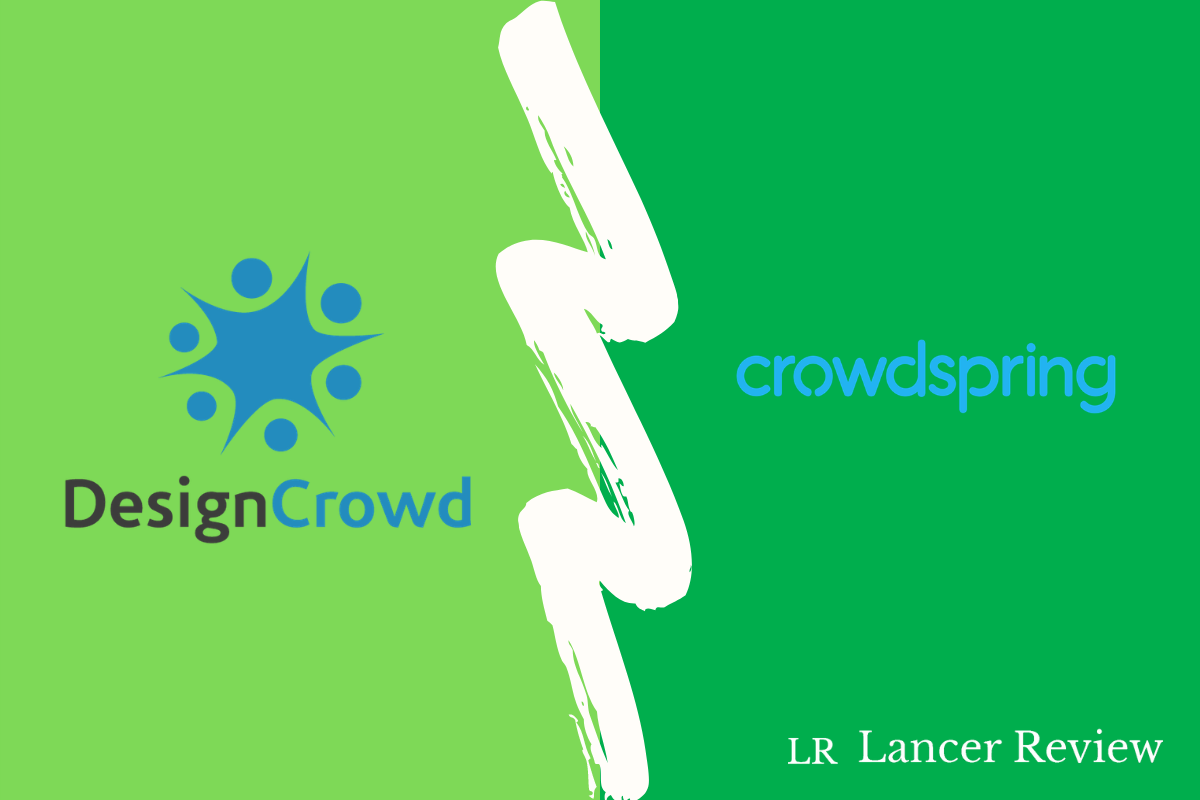 DesignCrowd vs Crowdspring