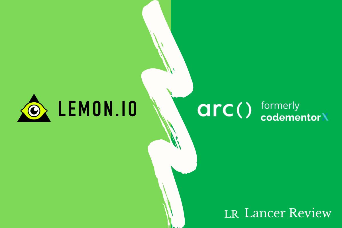 Lemon.io vs Arc.dev