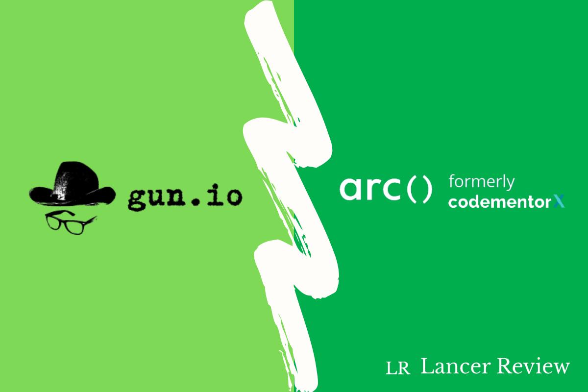 Gun.io vs Arc.dev