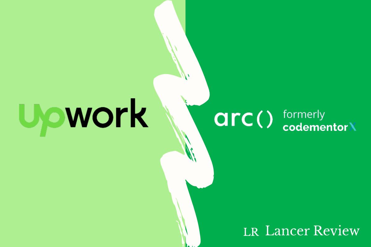 Upwork vs Arc.dev
