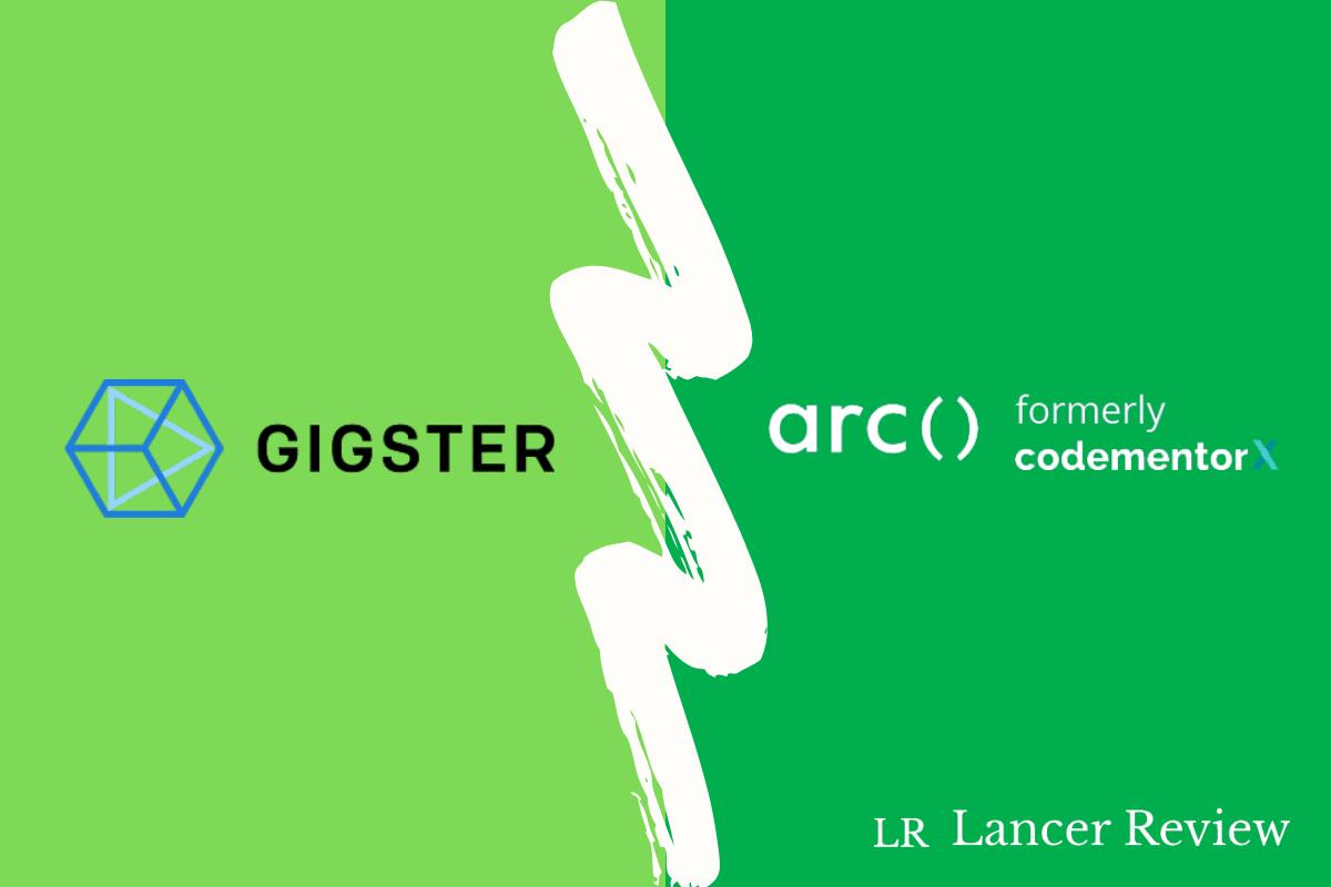 Gigster vs Arc.dev