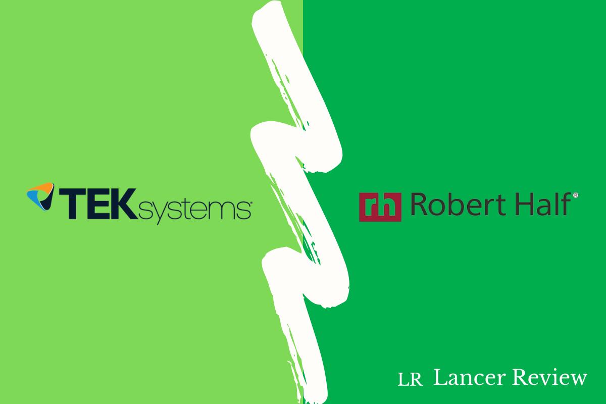 TEKsystems vs Robert Half