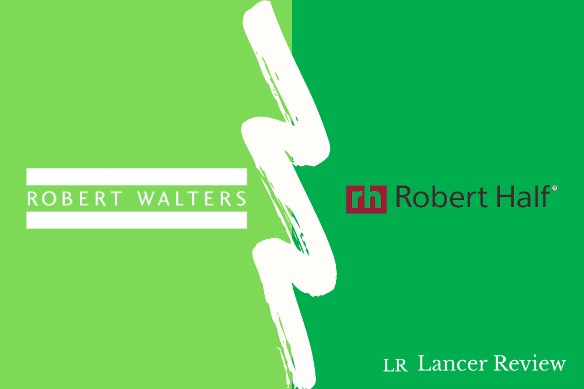 Robert Walters vs Robert Half