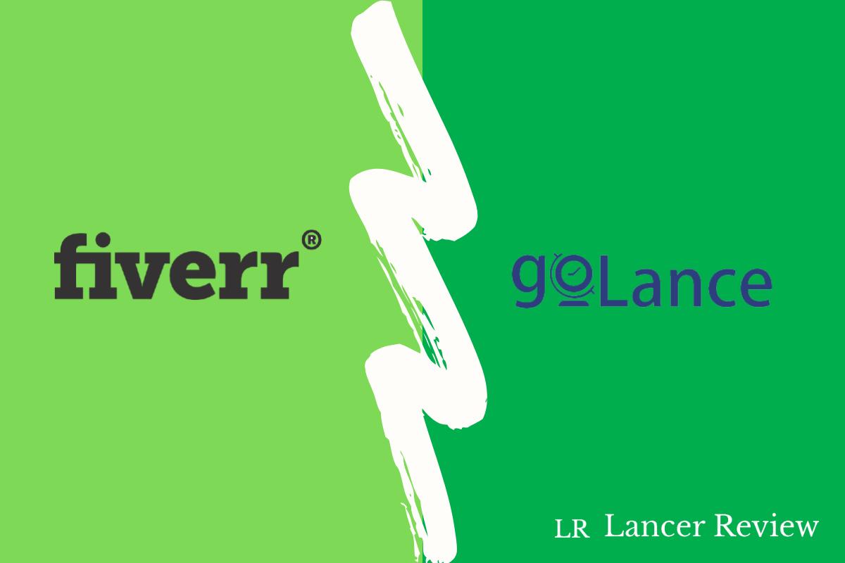 Fiverr vs Golance