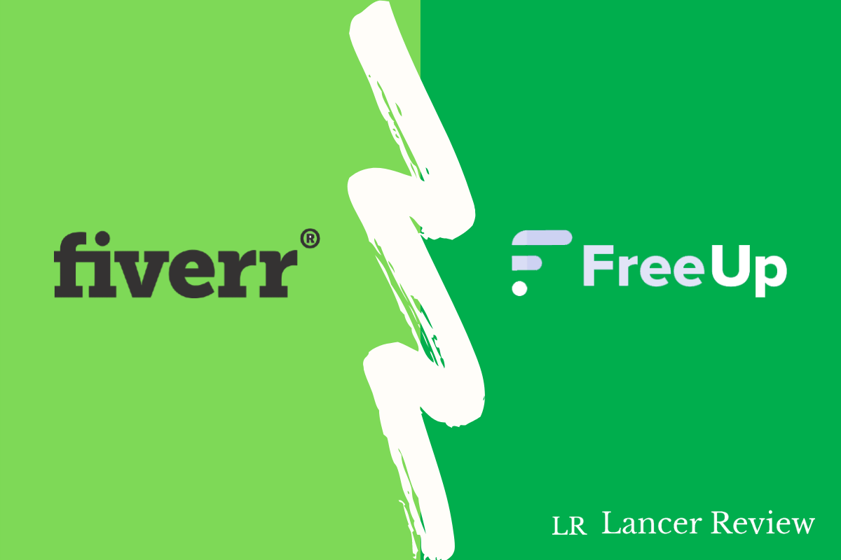 Fiverr vs. FreeUp