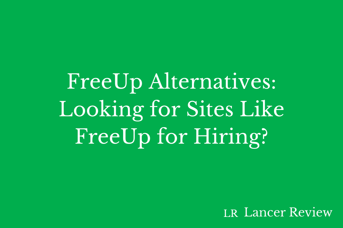 FreeUp Alternatives