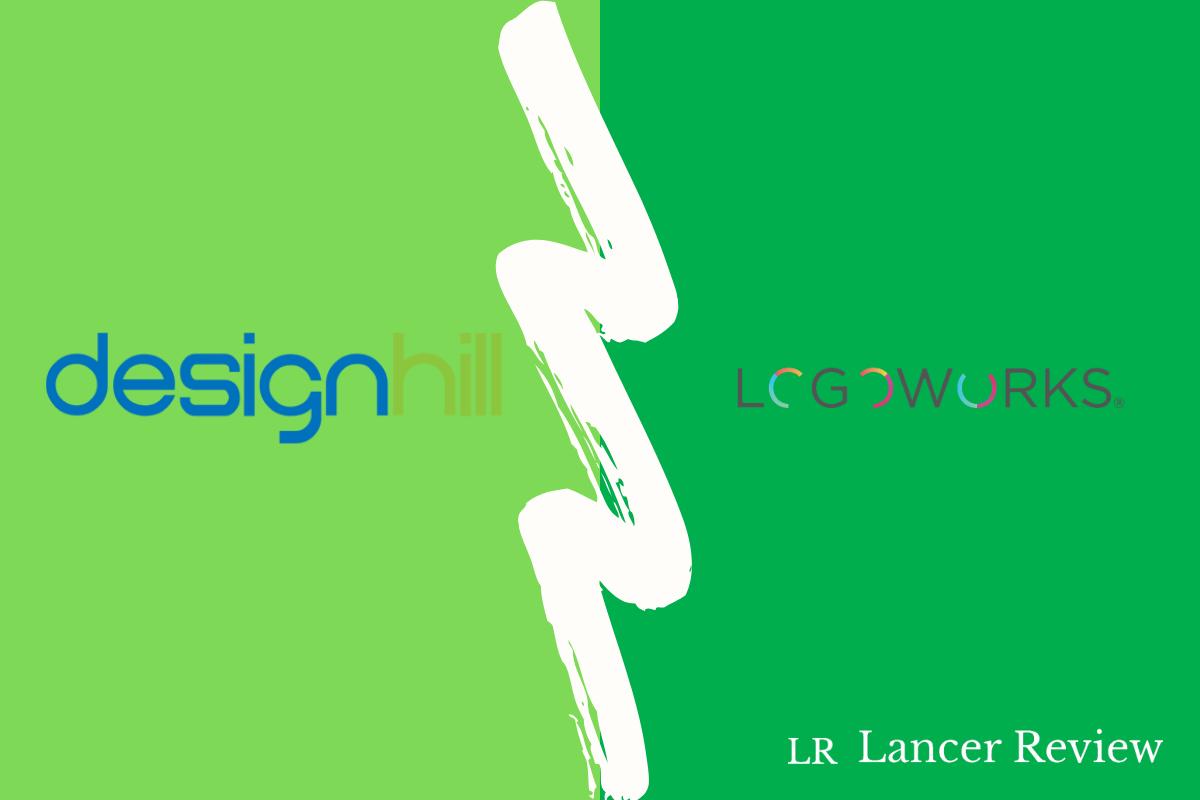 Designhill vs Logoworks
