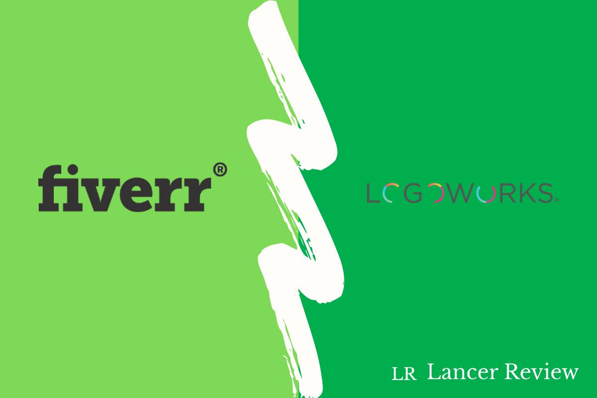 Fiverr vs Logoworks