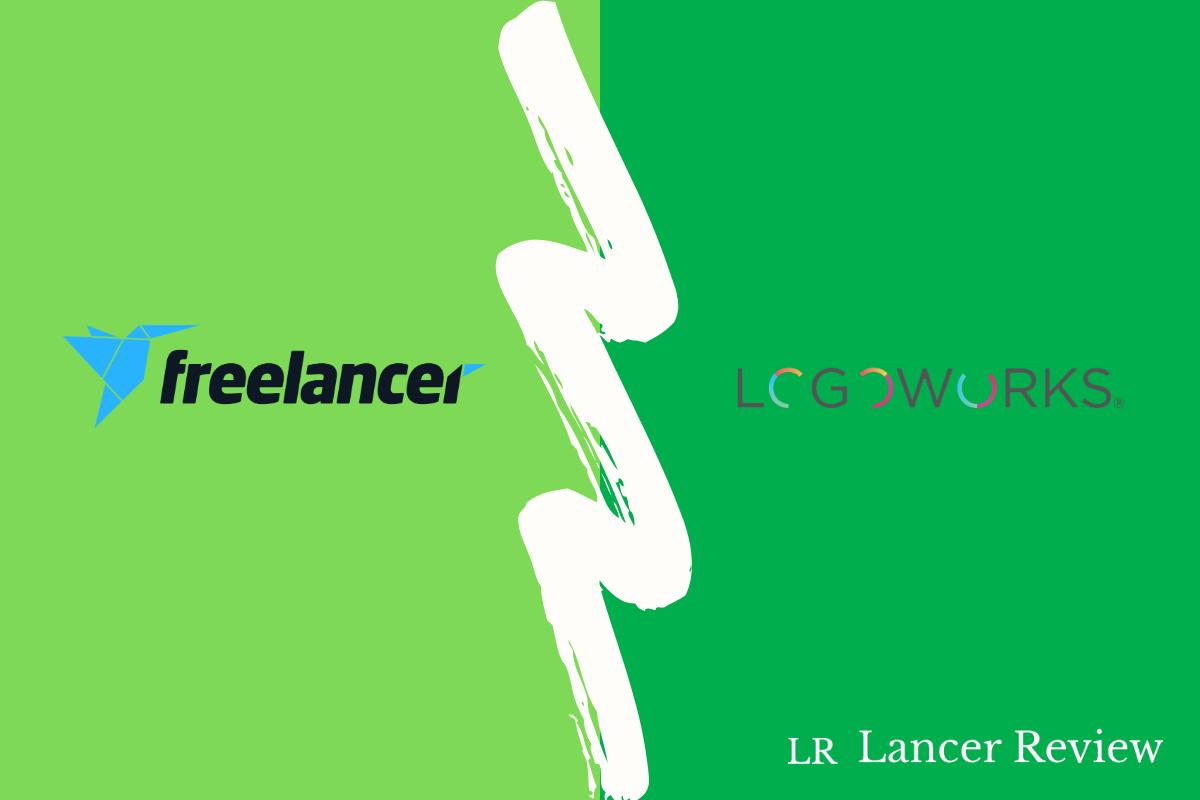 Freelancer.com vs Logoworks
