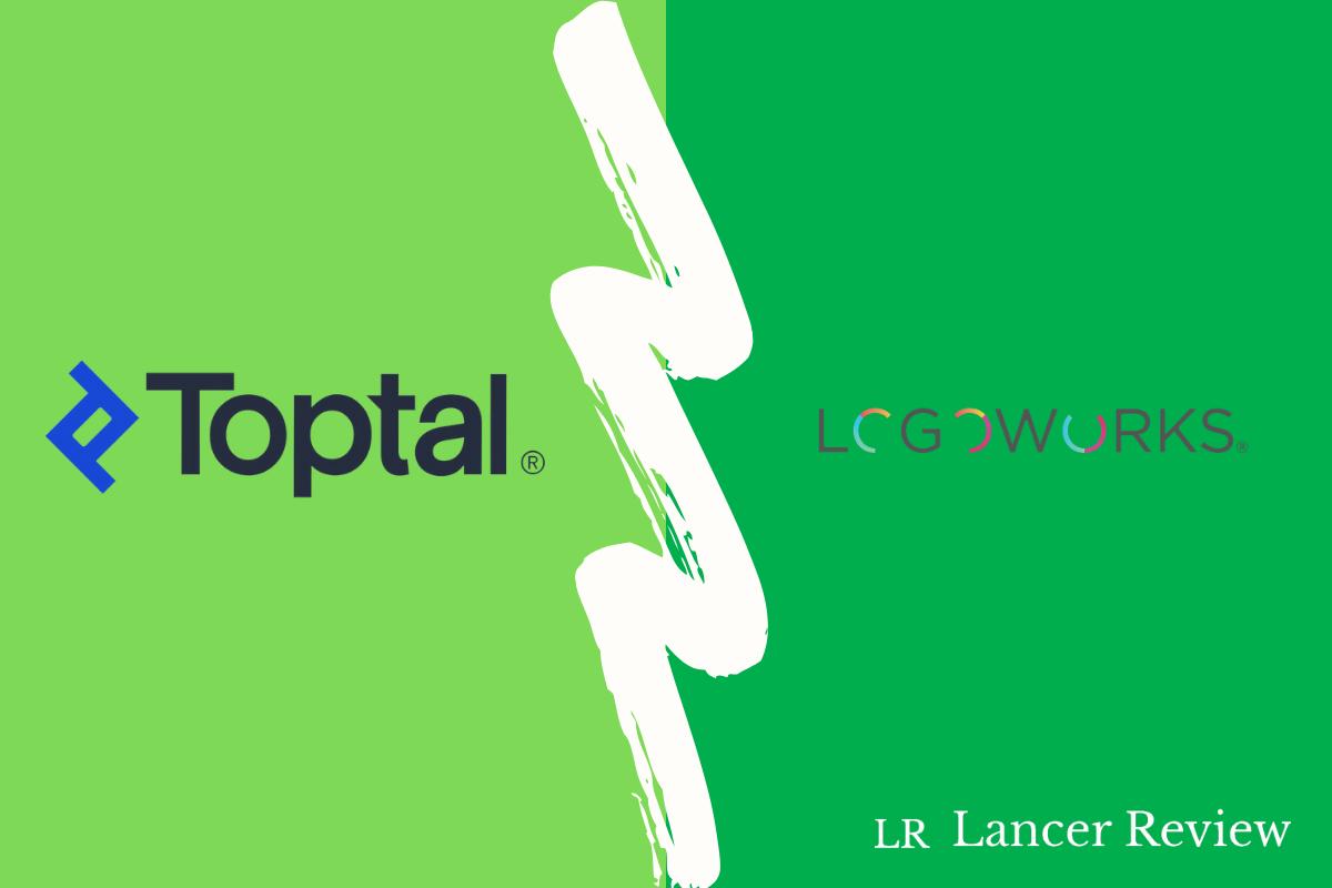 Toptal vs Logoworks