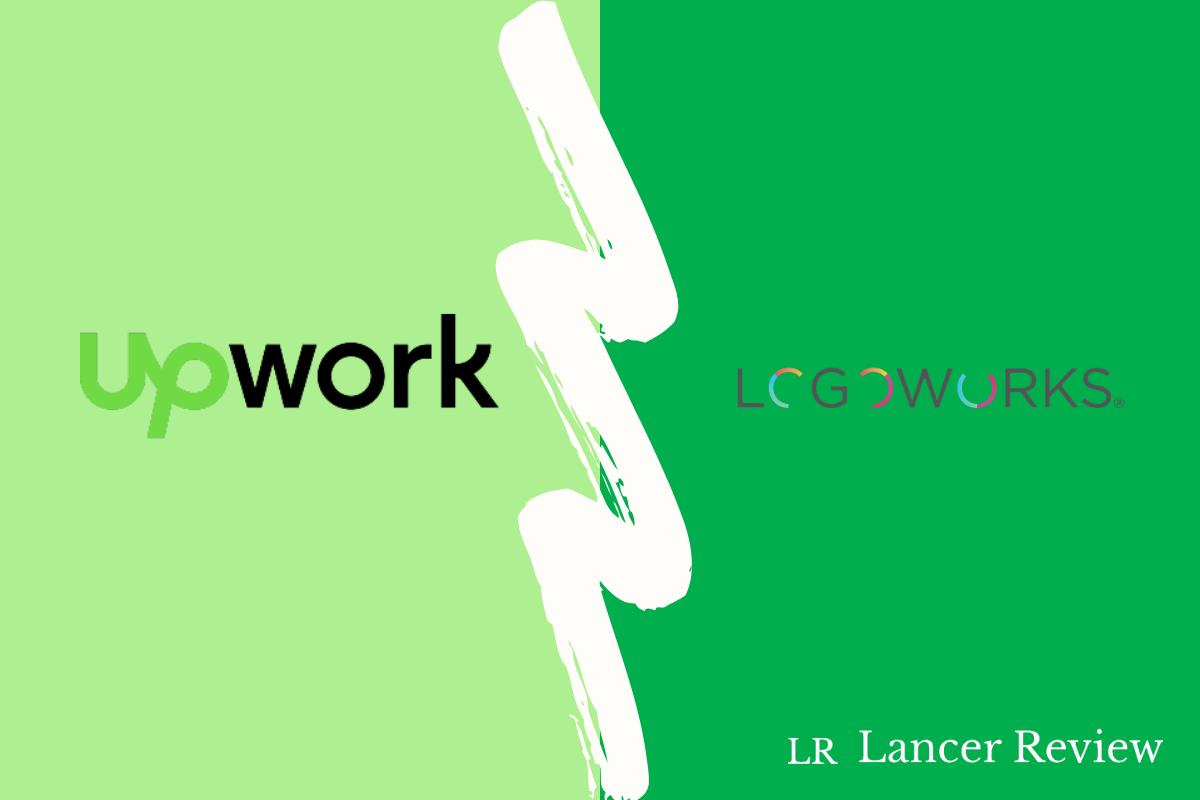 Upwork vs Logoworks