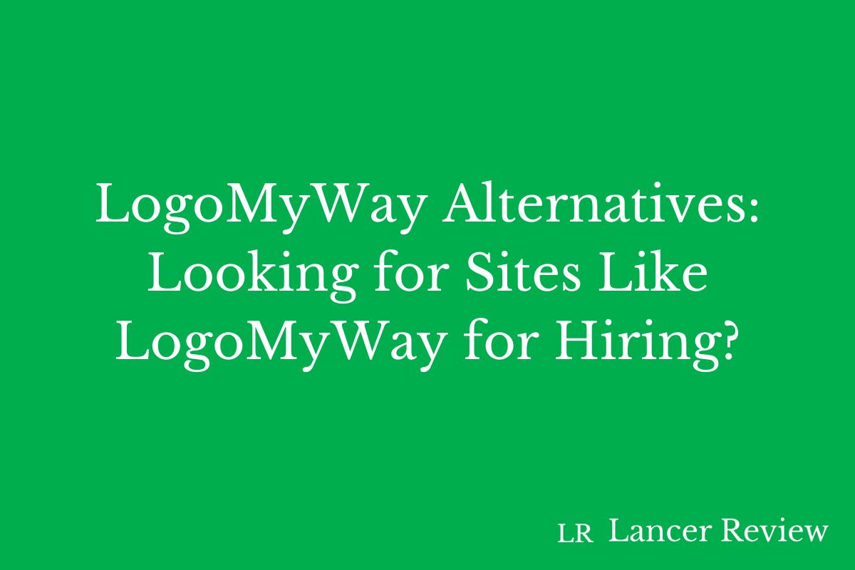 LogoMyWay Alternatives