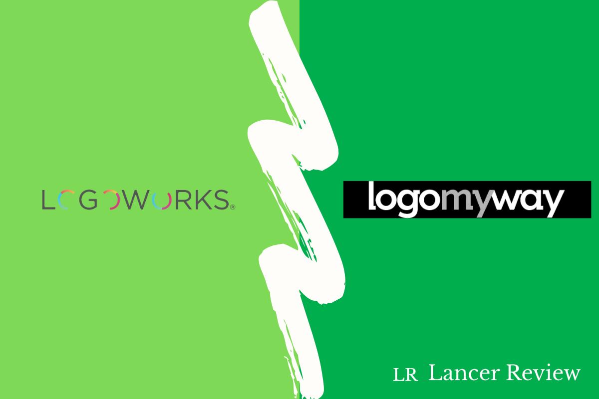 Logoworks vs LogoMyWay