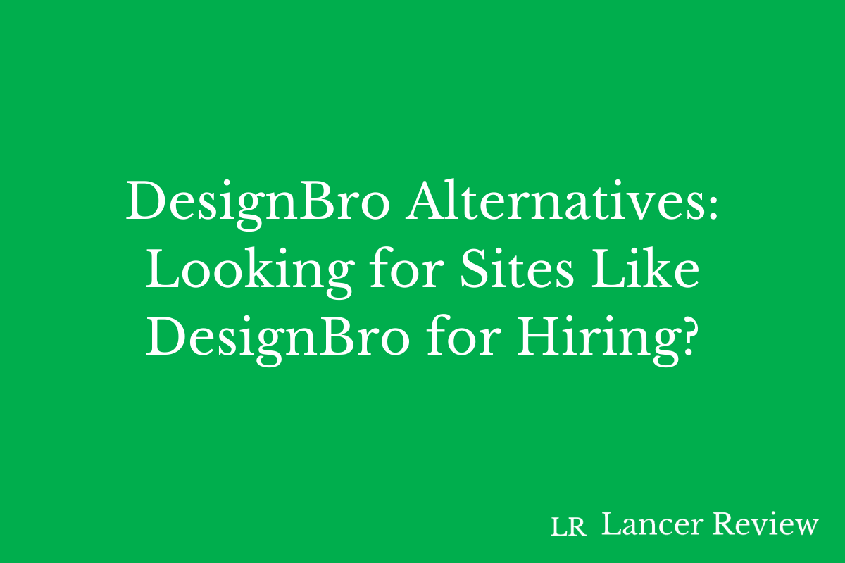 DesignBro Alternatives