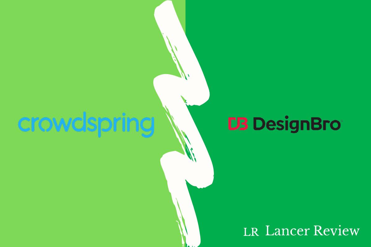 Crowdspring vs DesignBro