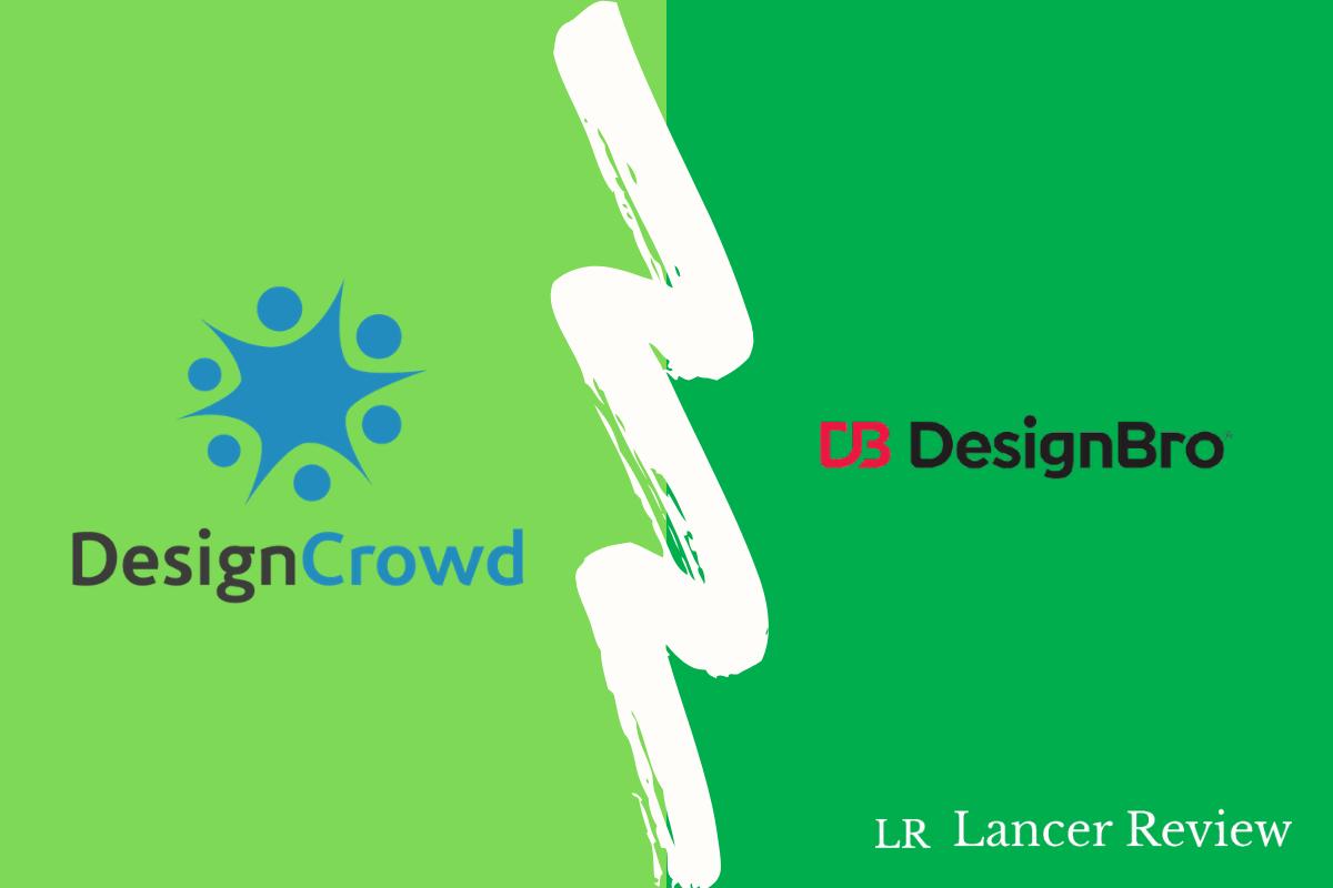 DesignCrowd vs DesignBro