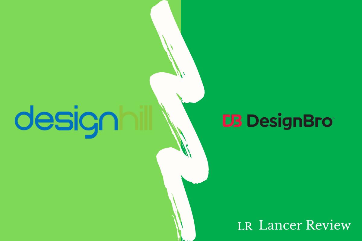Designhill vs DesignBro