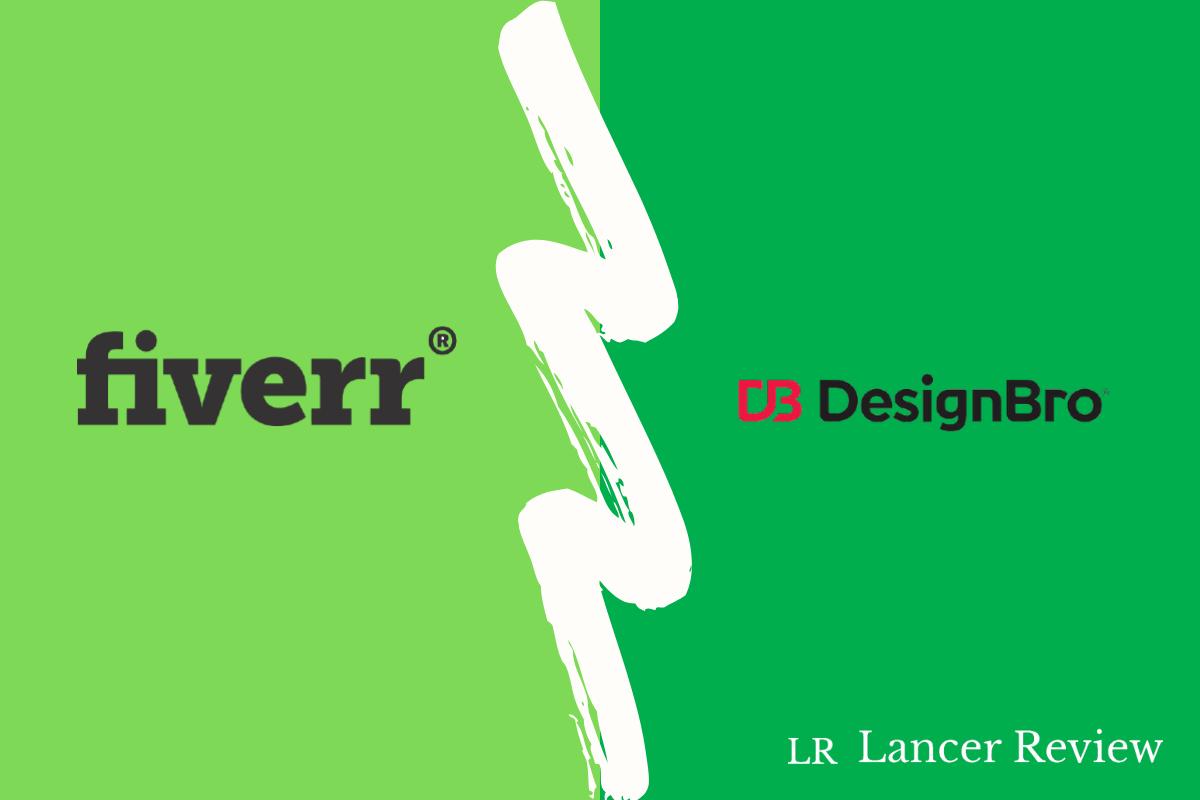 Fiverr vs DesignBro