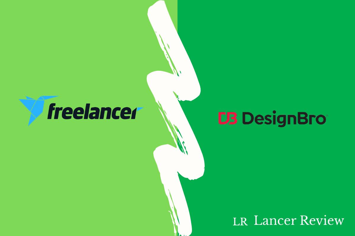 Freelancer.com vs DesignBro