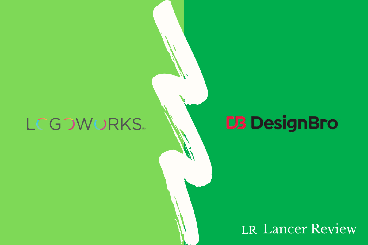 Logoworks vs DesignBro