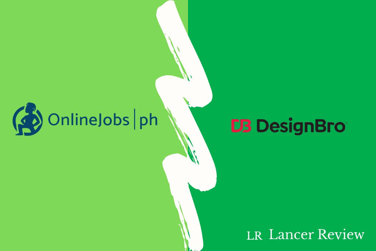OnlineJobs.ph vs DesignBro