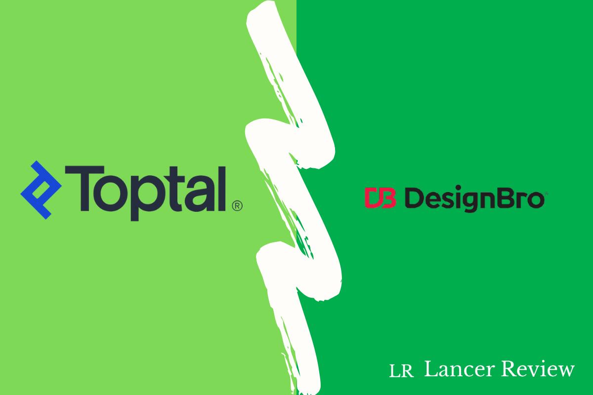 Toptal vs DesignBro