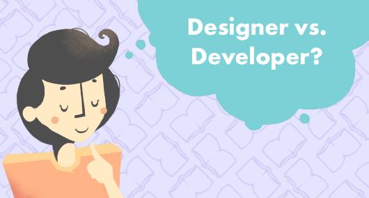 Instructional Designer vs eLearning Developer article cover photo