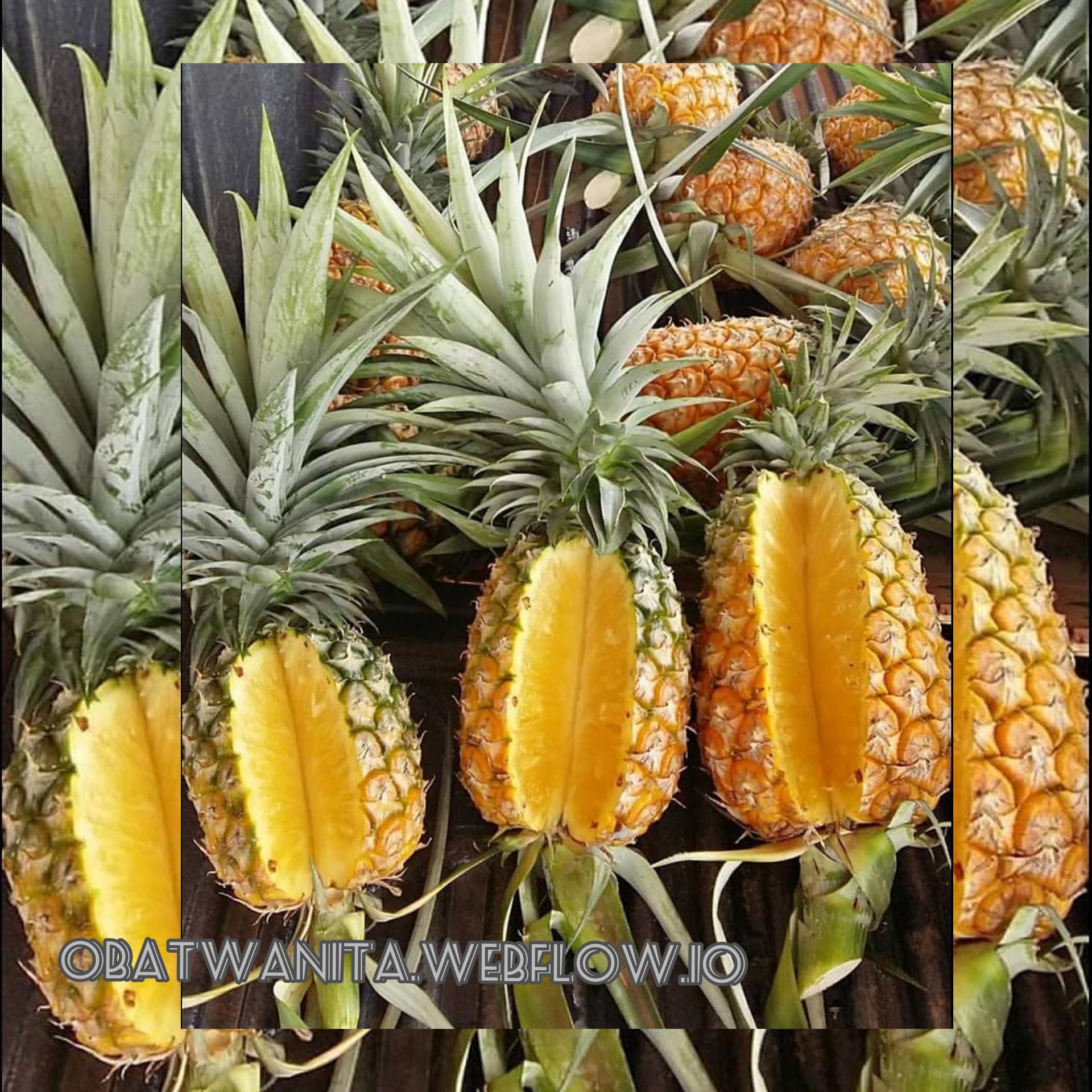 efek-samping-buah-nanas