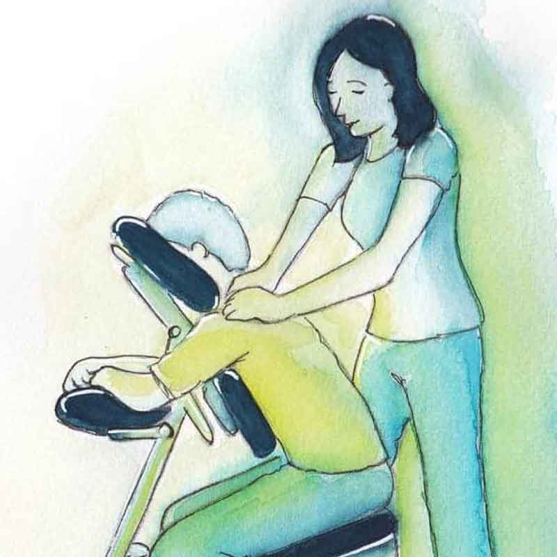 Betere Balans Stoelmassage