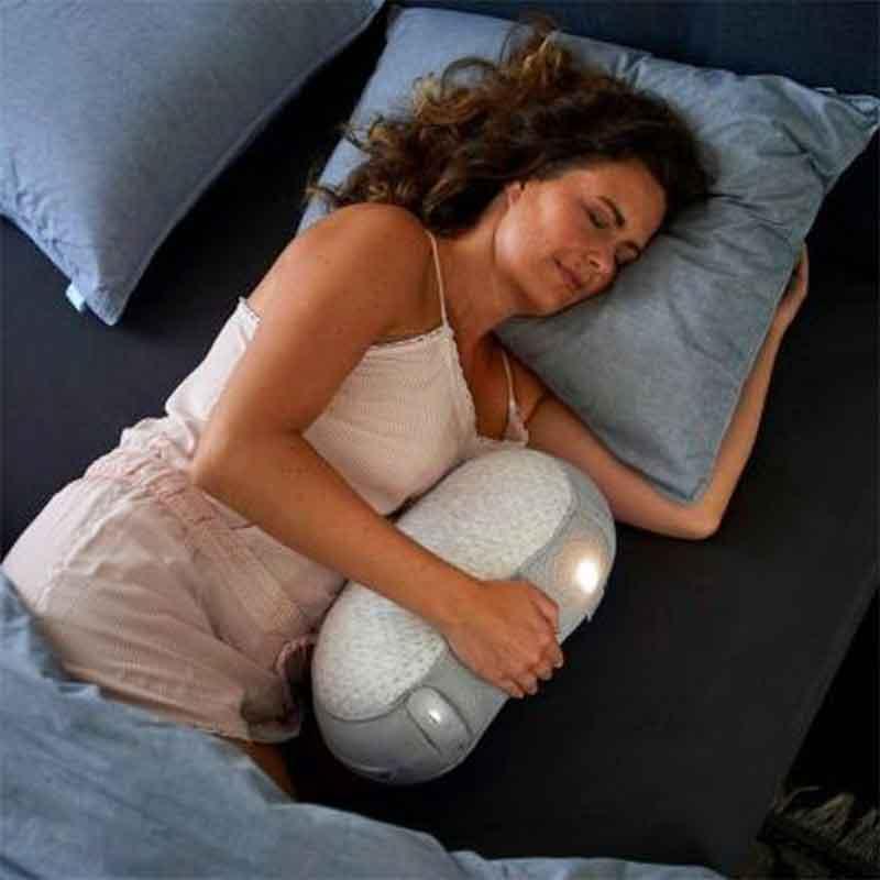 Gezond slapen? Het kan mét de Somnox Slaaprobot.