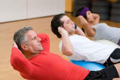 Conditietraining / HIIT-training