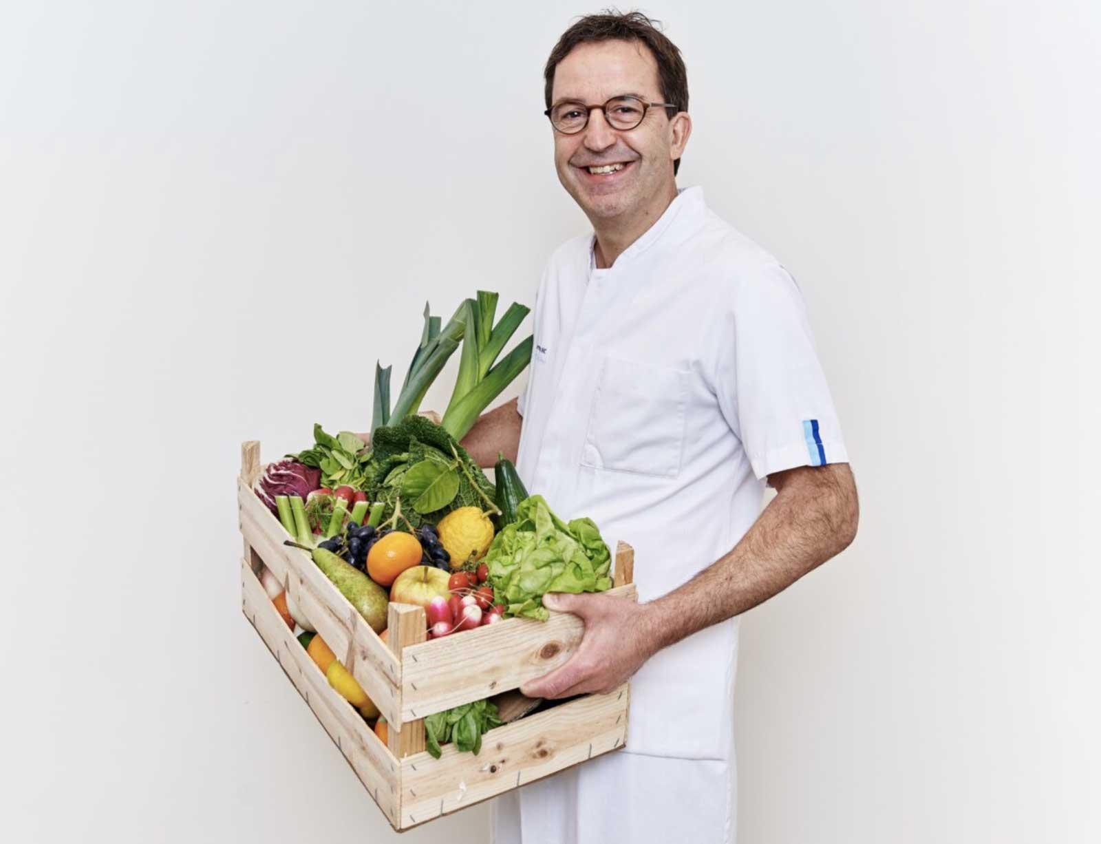 'Geef kleur door' voor een gezonde voedingsomgeving