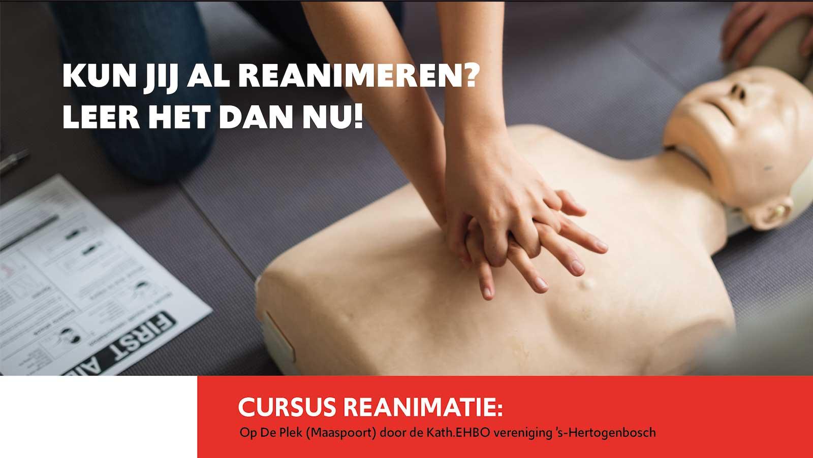 Reanimatie cursus