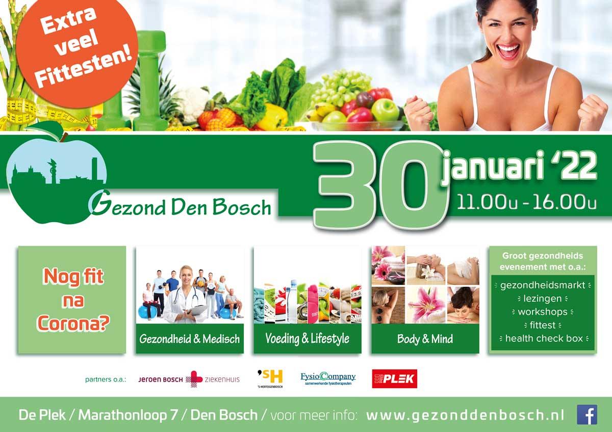 Gezond Den Bosch EVENT 2022