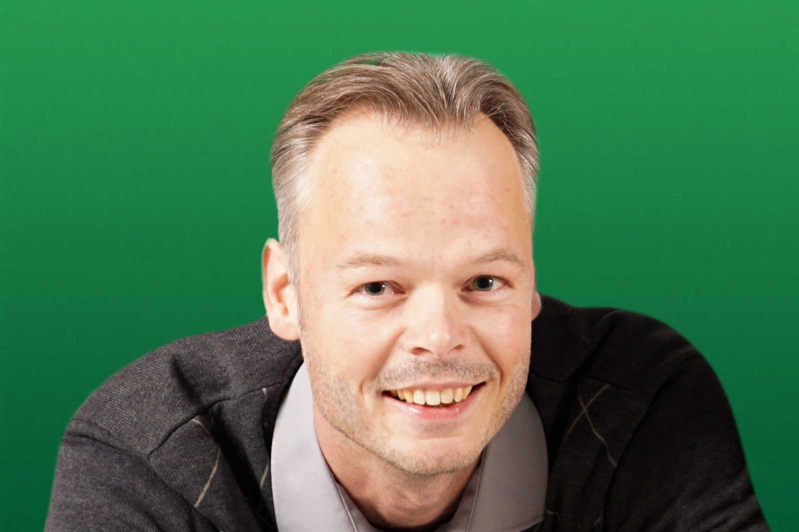 foto Stephan, grafisch vormgever en webdesigner voor Gezond Den Bosch