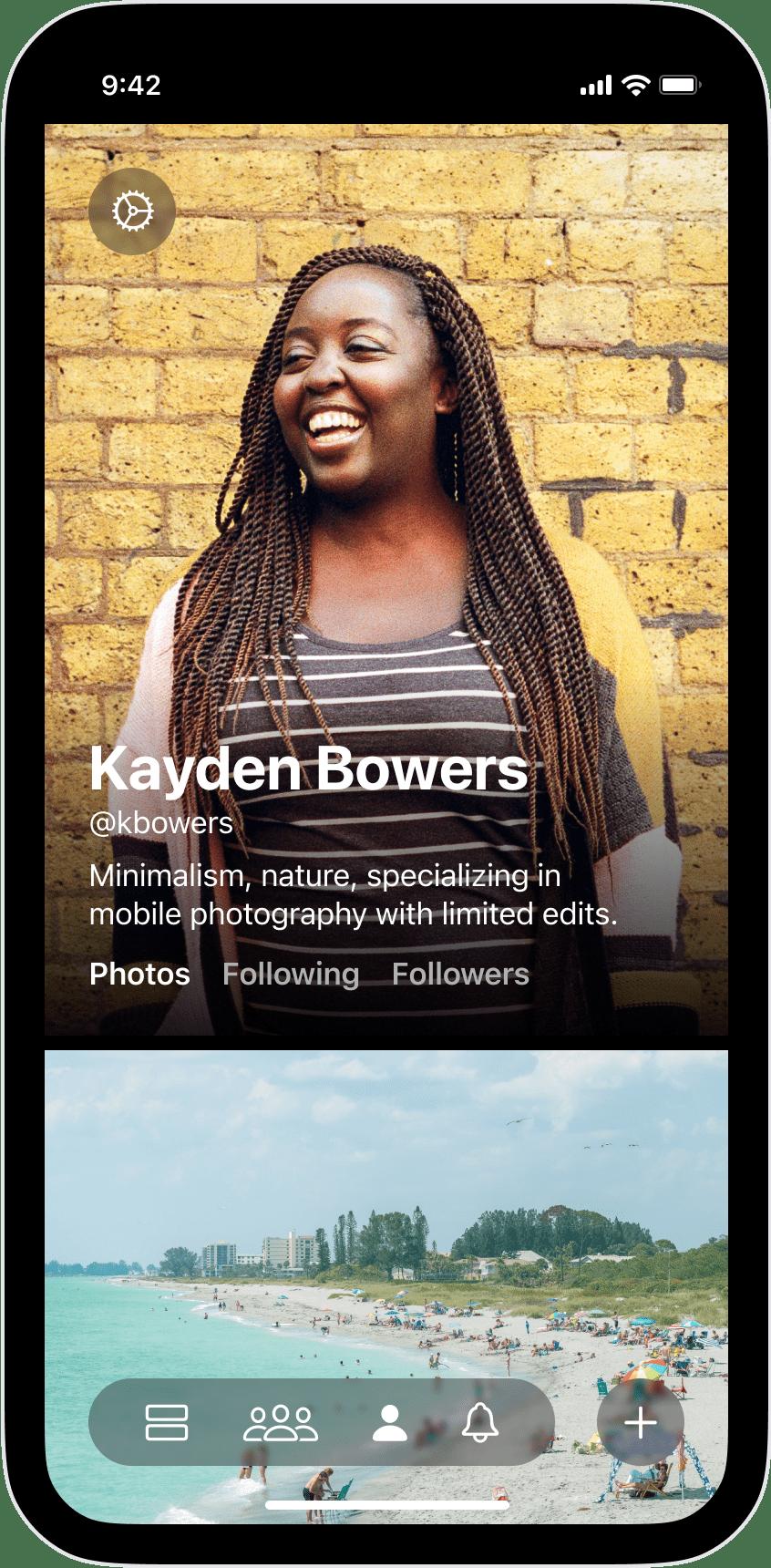 iPhone profile image