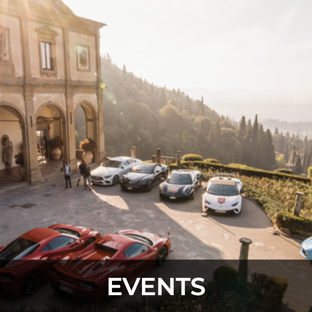 Events kategori