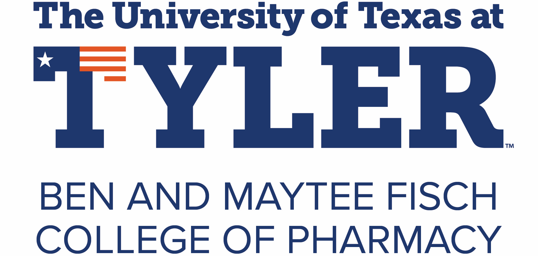 University of Texas at Tyler text logo