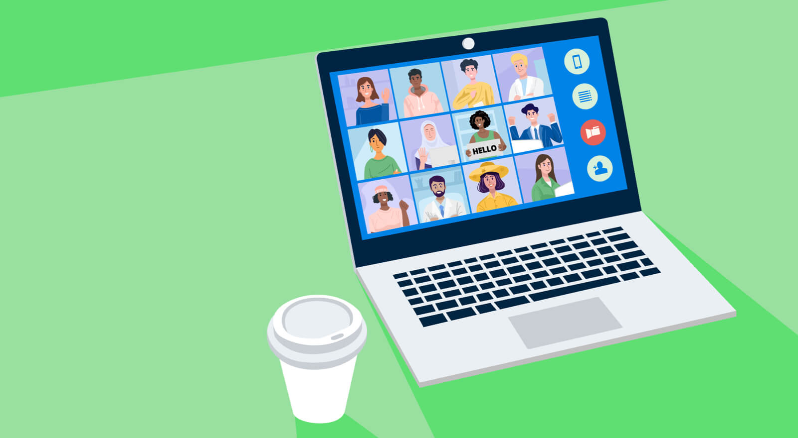 Real Corporate Culture for a Virtual Workforce