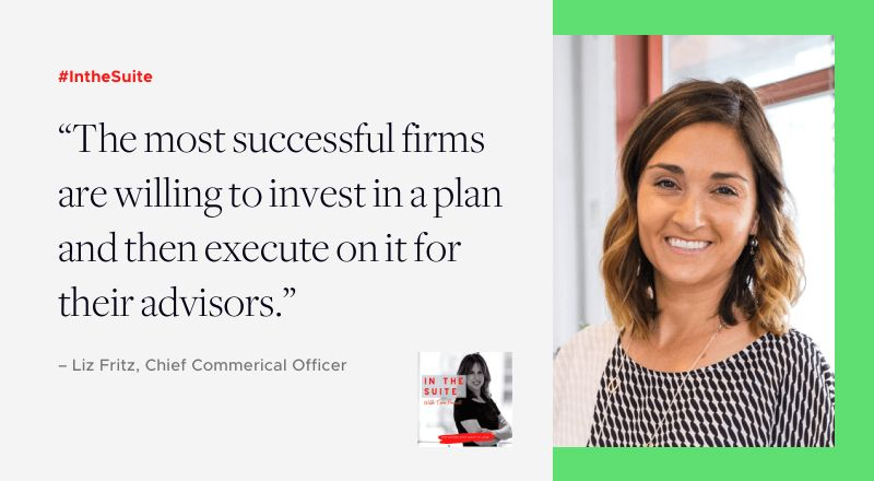 Women in WealthTech and Fluid Expectations with Liz Fritz, Chief Commercial Officer at F2 Strategy