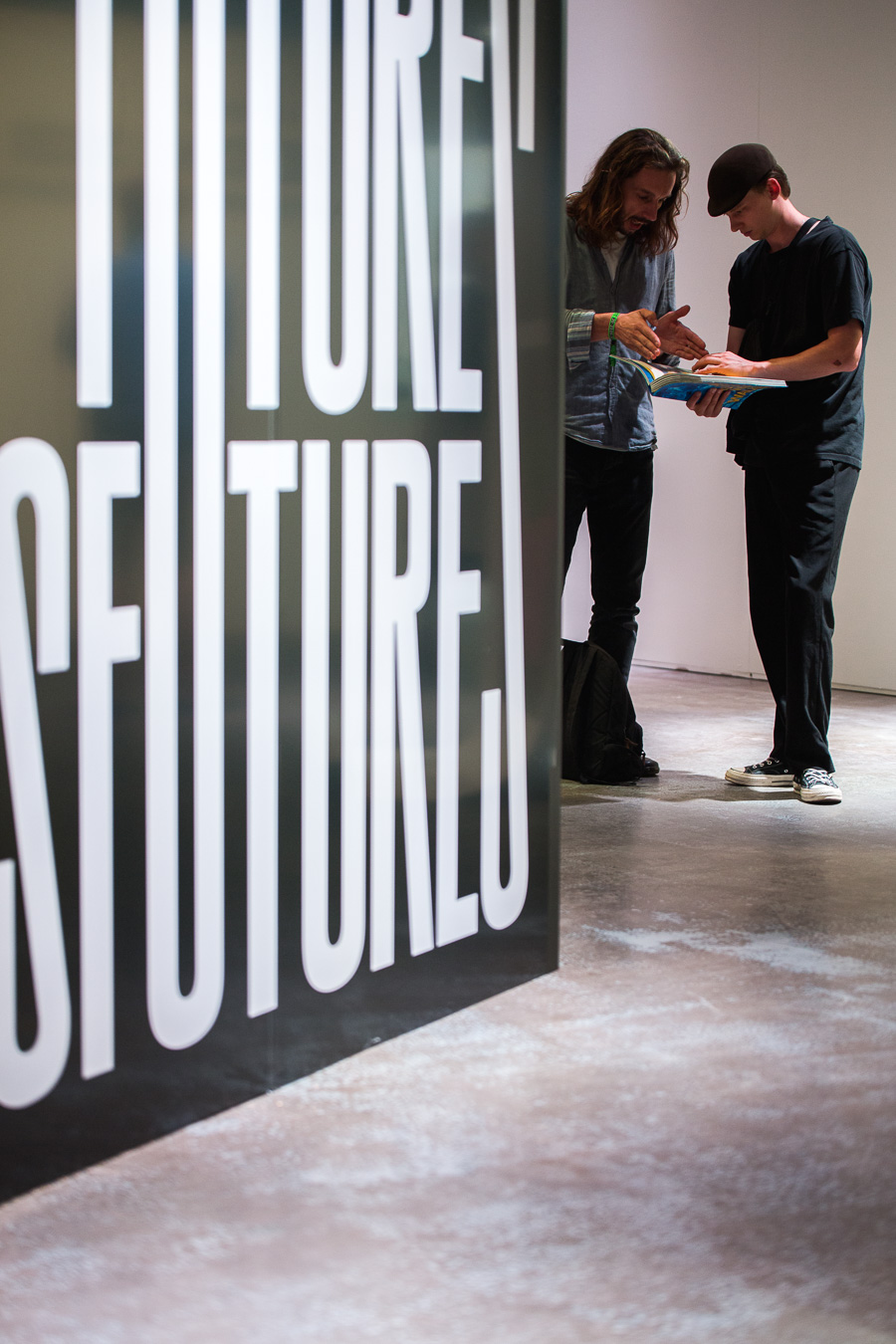 Futures' exhibition at Unseen Amsterdam in 2018