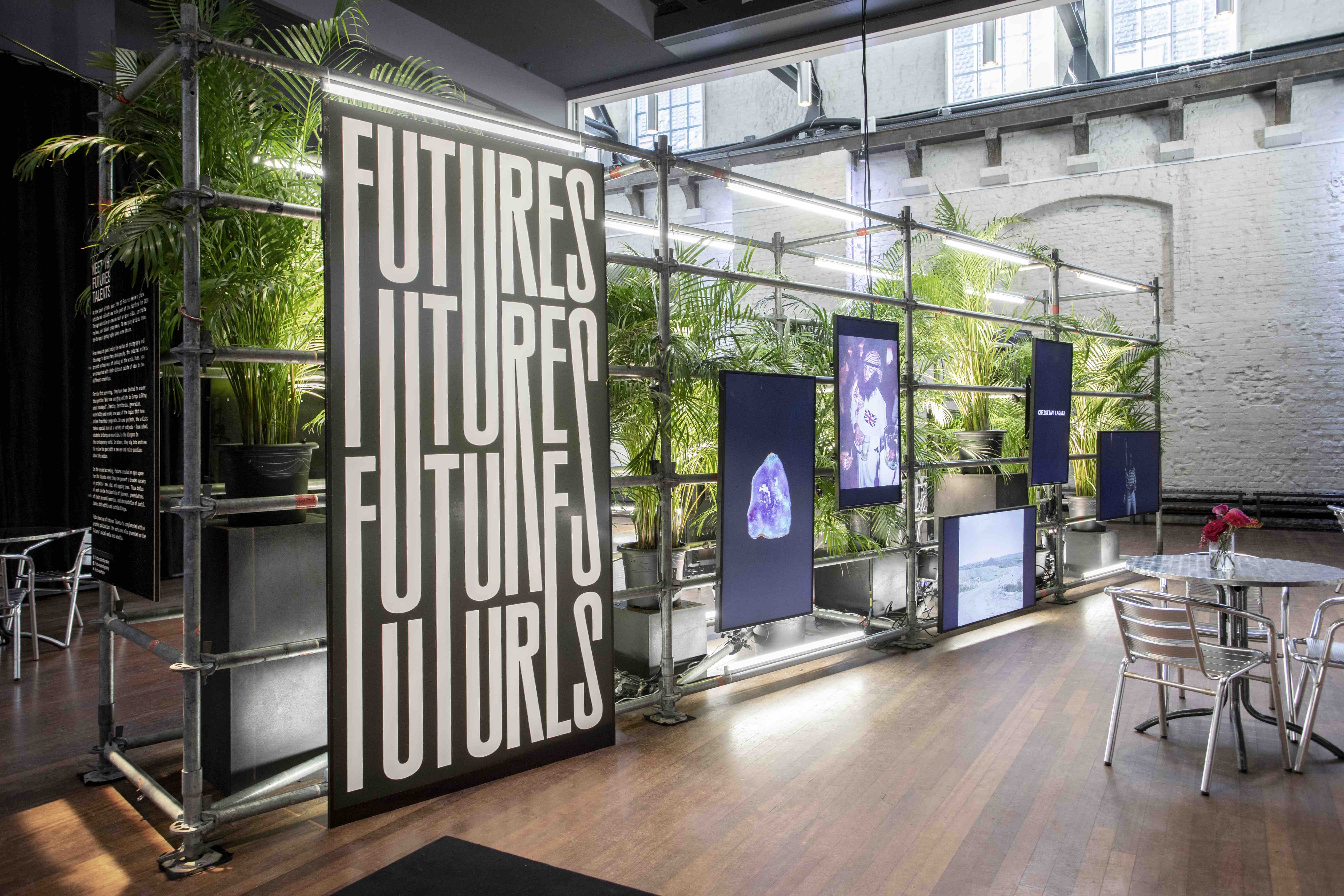 Futures' annual event at Unseen Amsterdam in 2019