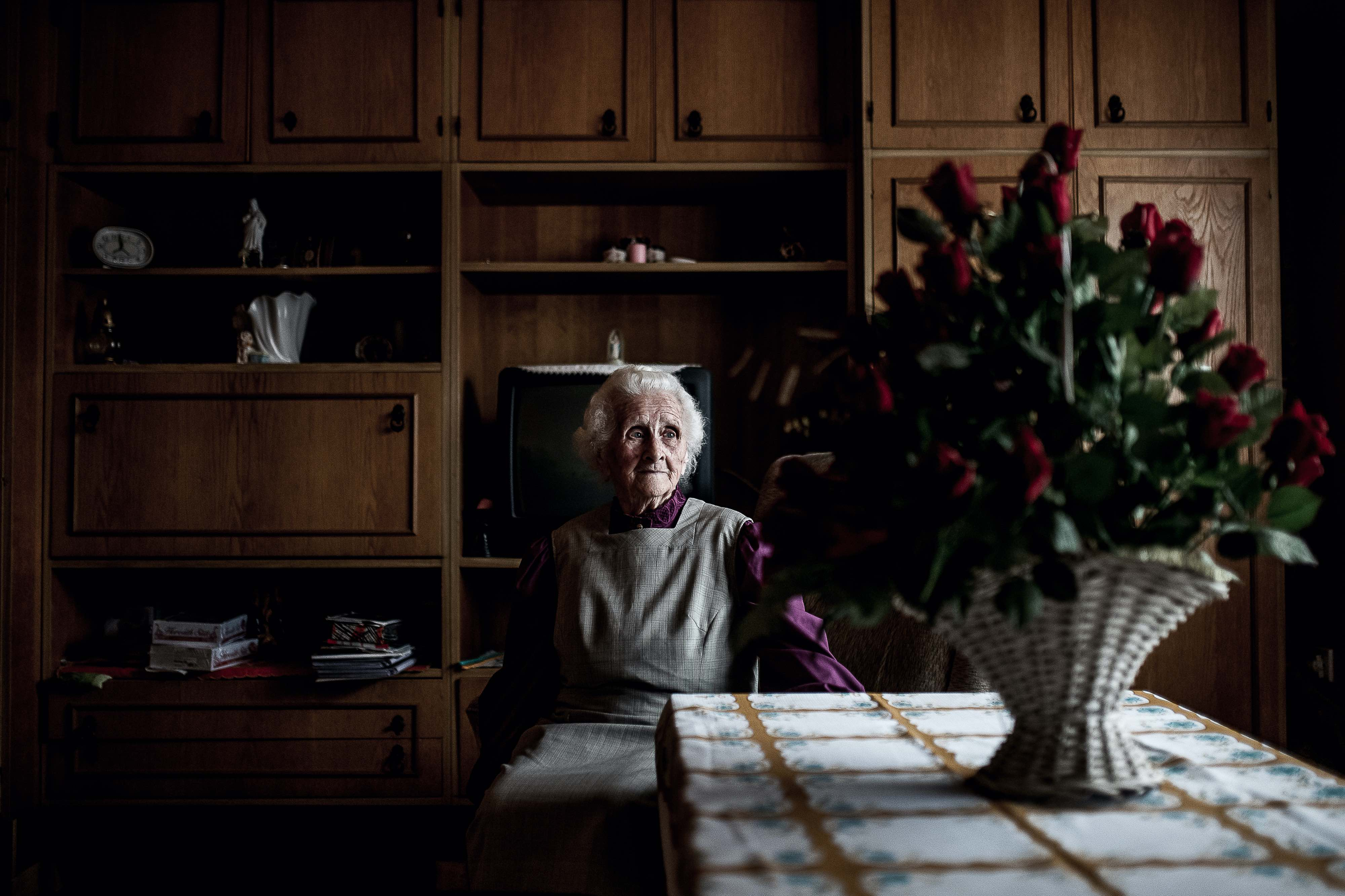 From the series The Last Storytellers, by István Bielik