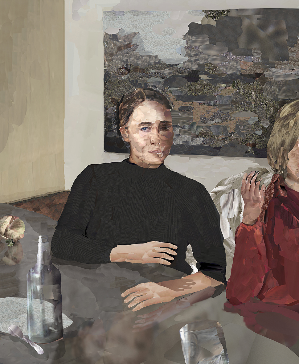Work by Alina Maria Frieske