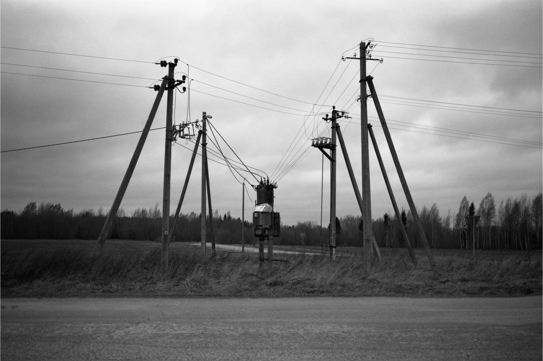 "Wojciech Kamerys, photo from project ""Returns: Setomaa"", 2020"