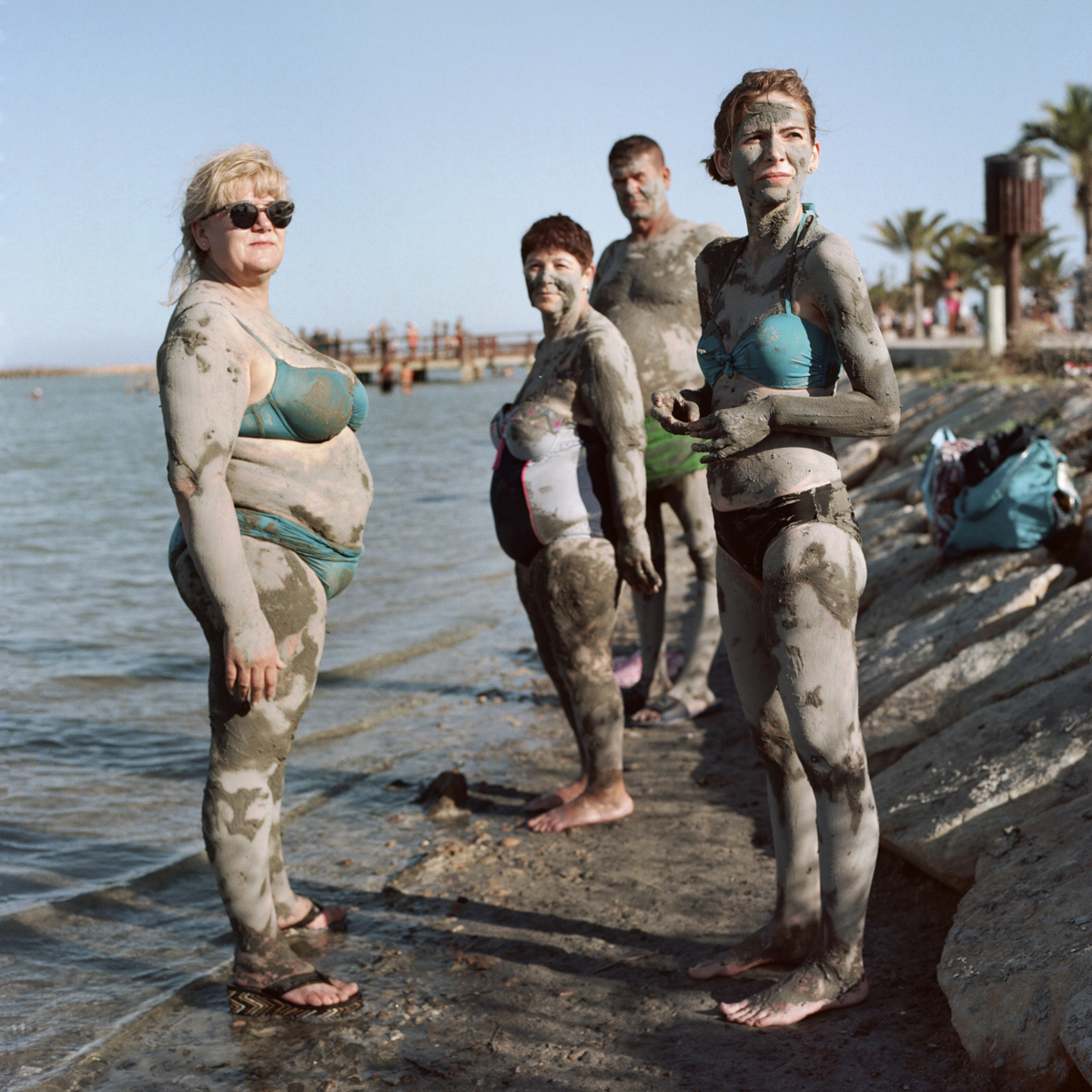 """Images from the project """"Places close to my heart"""". Summer rituals in Lo Pagán"""