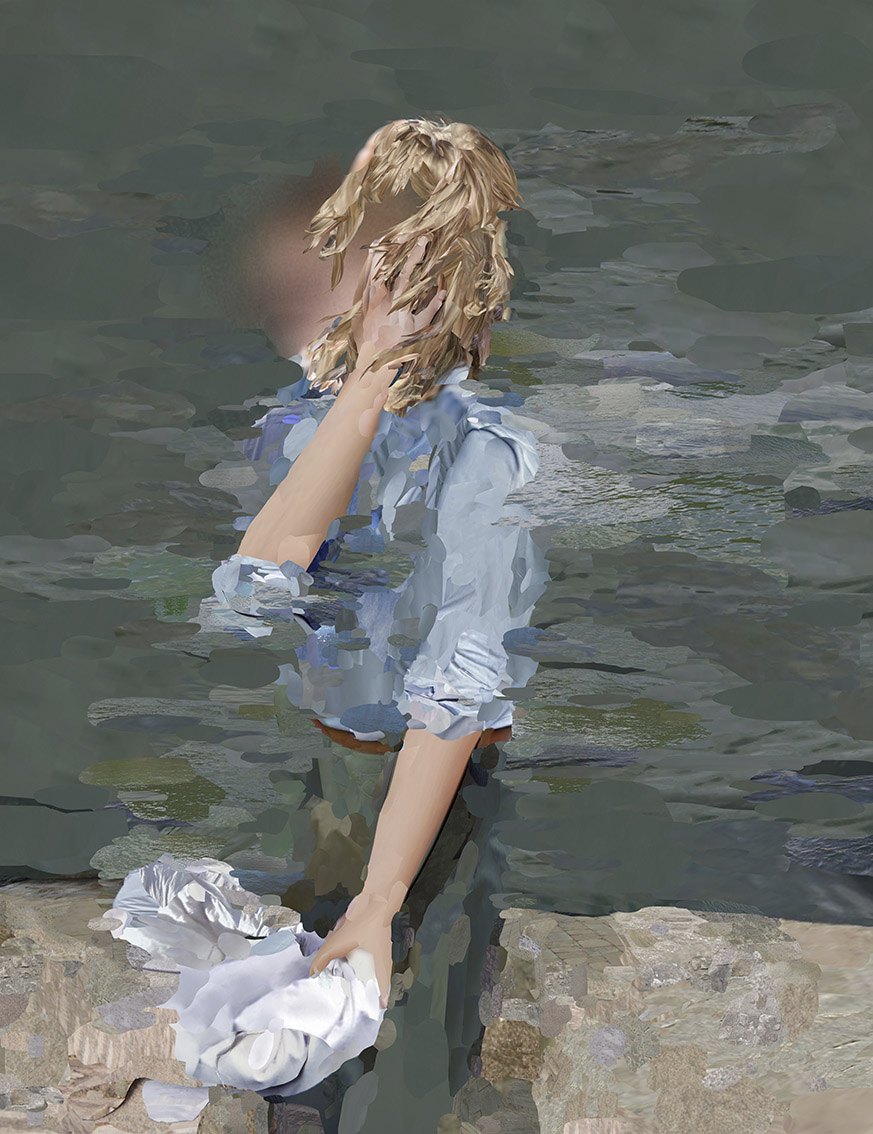 Project Upstream by Alina Frieske