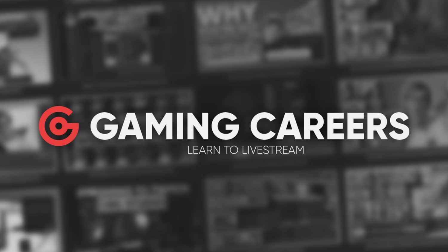 gaming careers podcast