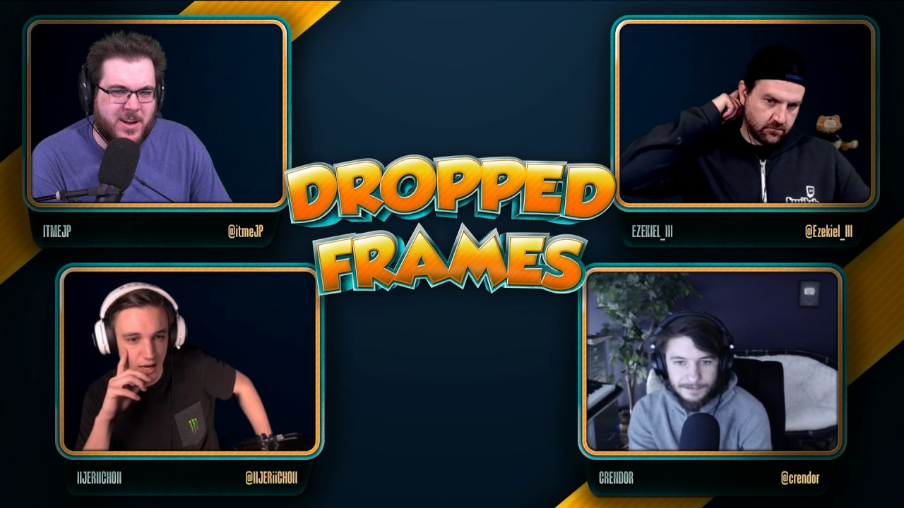 dropped frames podcast